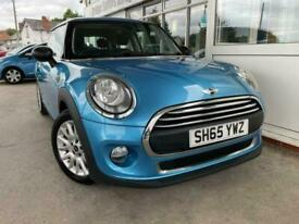 image for 2015 65 MINI HATCH ONE 1.5 ONE D 3D 94 BHP DIESEL
