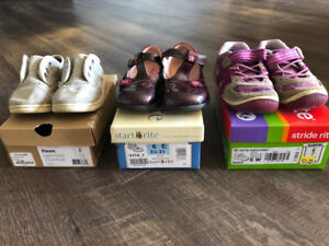Various baby/toddler Shoes