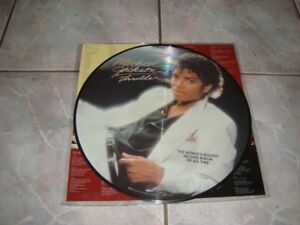 12 inch michael Jackson thriller record mint condition 100 dolla
