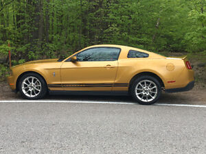 2010 Ford Mustang Pony Coupe (2 door)
