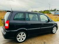 2003 Vauxhall Zafira 2.0T GSi Turbo 5dr MPV Petrol Manual