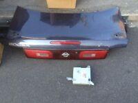 Nissan 200sx s14 s14a Silvia boot lid spoiler drift