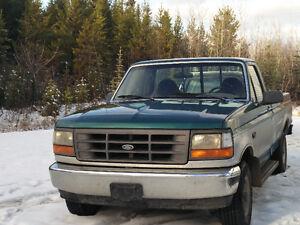 1996 Ford F-150 Pickup Truck Prince George British Columbia image 6