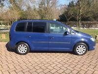 Volkswagen Touran 1.9TDI ( 89BHP ) 7 SEATS, NEW CLUTCH AND FLYWHEEL 2006MY S