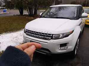 2014 Land Rover evoque pure plus .one owner! need gone ASAP