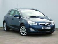 2011 Vauxhall Astra 1.7 CDTi 16V ecoFLEX SE 5dr Hatchback Hatchback Diesel Manua