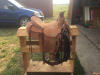 Wade tree saddle for sale