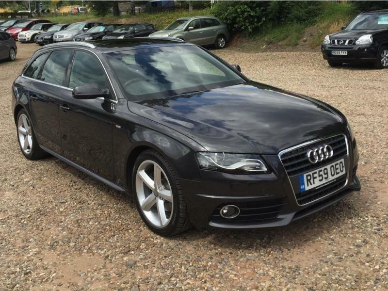 2010 audi a4 avant 2 0 tdi s line 5dr in norwich. Black Bedroom Furniture Sets. Home Design Ideas
