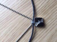 Armani men's necklace