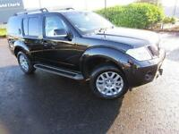 Nissan Pathfinder 2.5dCi ( 190ps ) ( Euro 5 ) TEKNA