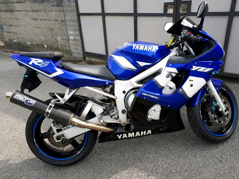 2002 yamaha r6 | in Aberdare, Rhondda Cynon Taf | Gumtree
