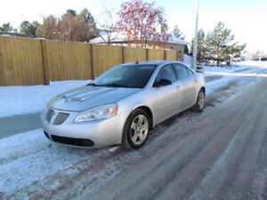 2009 pontiac G6 (with mechanical inspection)