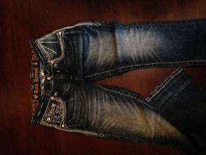 Men's rock revival jeans Regina Regina Area image 1