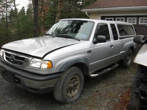2004 Mazda Other Pickup Truck for parts