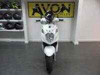 Sym Symply II 125 Scooter - 2016 - Including Top Box - 3 month warranty