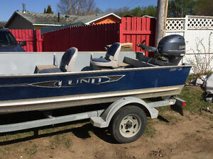 2012 Lund Boat