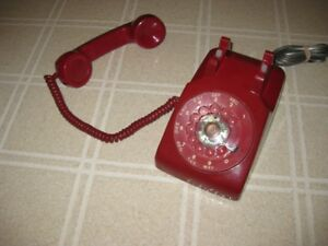 NORTHERN TELECOM ROTARY DIAL PHONE
