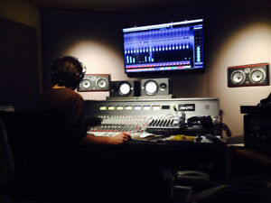 Recording and Mixing lessons