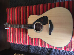 Reduced for quick sale Yamaha acoustic
