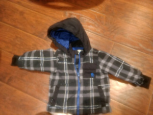 Boys 12-18 month winter jacket