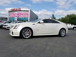 2013 Cadillac CTS-V Luxury