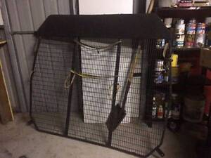 Cargo cage for Ford Transit van Melbourne CBD Melbourne City Preview