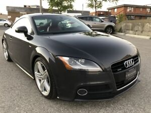 2012 Audi TT NO ACCIDENT I LEATHER I HEATED SEAT