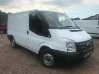 2012 12 Ford Transit 2.2TDCi ( 100PS ) ( EU5 ) 250S ( Low Roof ) 250 SWB 6 Speed