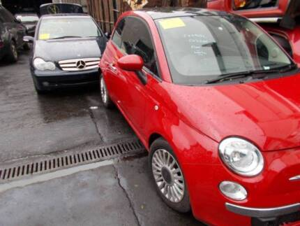 Fiat 500 turbo 2013 WRECKING !! LOW PRICED !! Gladesville Ryde Area Preview