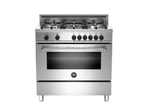 Bertazzoni MAS365DFMXE 36 5-Burner, Electric Oven Stainless Renovation Clearance Sale While Qtys Last visit today r call