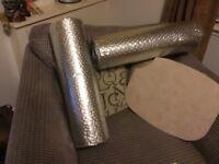 camper van bubble silver insulation