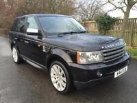 Land Rover Range Rover Sport 2.7TD V6 auto HSE