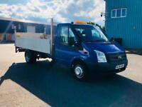 FORD TRANSIT 2.2 TDCI 125 2014(14)REG**DROPSIDE**TAIL-LIFT*OUTSTANDING CONDITION