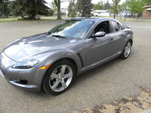 2004 Mazda RX-8 GT Fully Loaded Coupe (2 door)