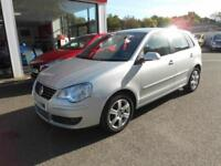 Volkswagen Polo 1.2 Match 5dr PETROL MANUAL 2009/09