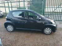IDEAL FIRST CAR TOYOTA AYGO ,998CC Low Miles 46,000 , Mot 23/06/21 , £0 Road Tax