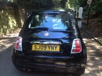 Fiat 500 1.2 pop 45000 warranted miles m o t March 17