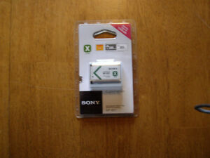 GENUINE SONY Battery for RX 100 Camera