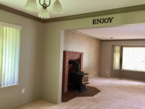Central Fleetwood 2-Storey 3+ br house for rent