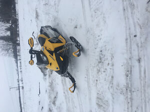 TRADE SKIDOO FOR?