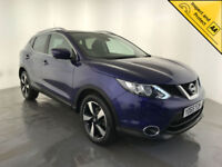 2015 65 NISSAN QASHQAI N-TEC + DCI AUTO DIESEL 1 OWNER SERVICE HISTORY FINANCE