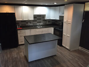 Completely renovated 2 bedroom in great Dieppe location