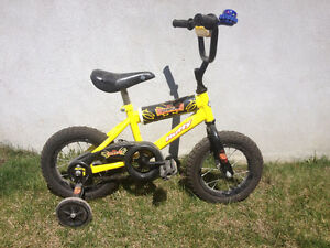 "12"" Huffy Torpedo children's bicycle for $20"