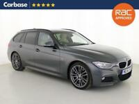 2014 BMW 3 SERIES 325d M Sport Step Auto 5dr Touring
