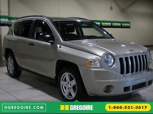 2010 Jeep Compass Sport 4WD AUTO A/C MAGS