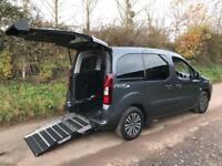 2014 Peugeot Partner Tepee 1.6 120 S 5dr 5 door Wheelchair Adapted