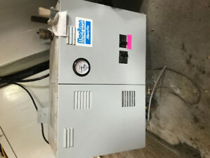 Electric Boiler Hot Water Furnace. $350.00 or best offer.