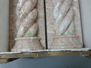 HAND CARVED MARBLE PILLARS AND MANTELS Edmonton Edmonton Area image 5