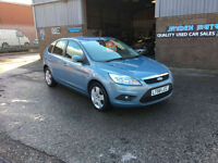 2008 58 Ford Focus 1.6 TDCi 90 STYLE,ONLY 76000 MILES WARRANTED,