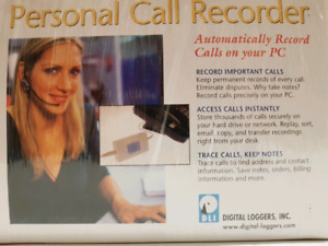 Call Recorder - automatically record & trace calls on your PC
